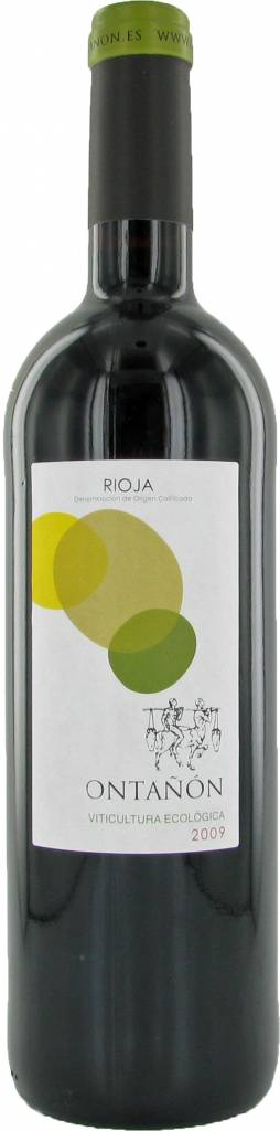 Bodegas Ontañón Ecologica, 2018, Rioja Navarra, Spanje, Rode Wijn