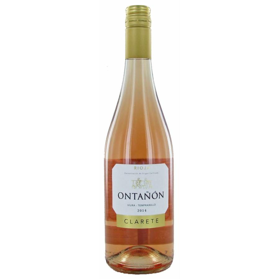 Bodegas Ontanon, Clarete, 2018, Rioja Navarra, Spanje, Rosé Wijn
