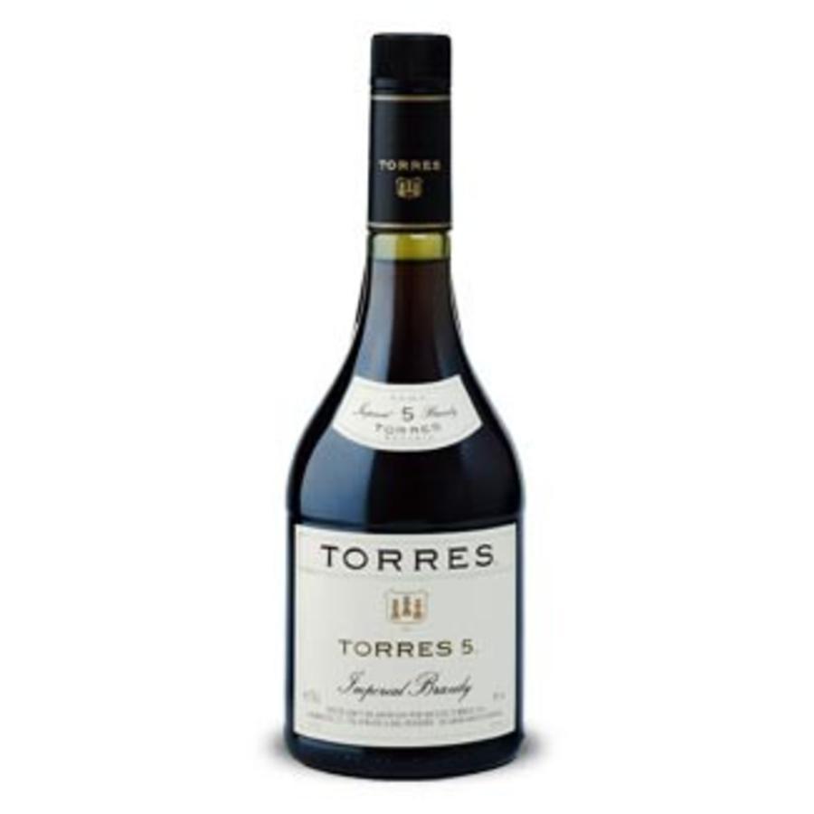 Torres, Imperial Brandy 5 jaar, Catalonië, Spanje, Distillaat