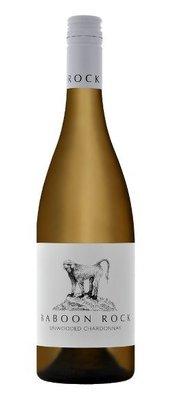 Baboon Rock Unwooded Chardonnay, 2021, Stellenbosch, Zuid-Afrika, Witte Wijn