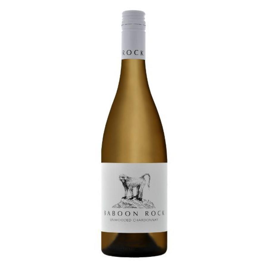 La Petite Ferme, Baboon Rock Unwooded Chardonnay, 2018, Stellenbosch, Zuid-Afrika, Witte Wijn