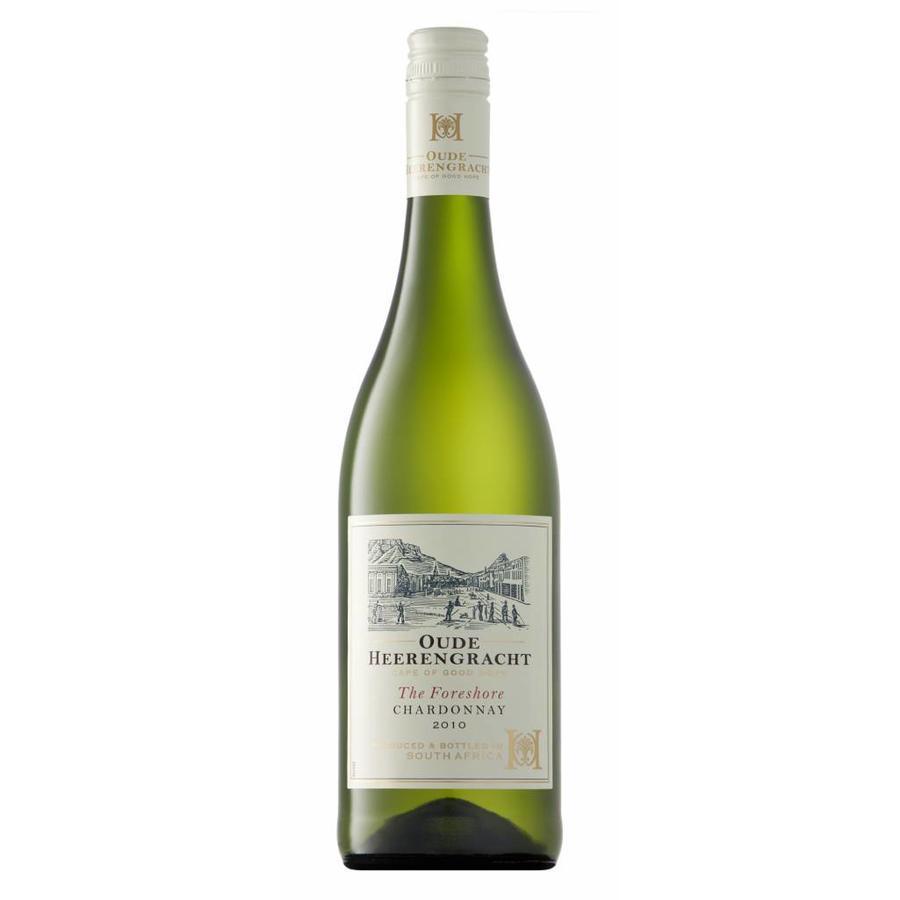 Oude Heerengracht, Foreshore Chardonnay, 2019, Westkaap, Zuid-Afrika, Witte Wijn