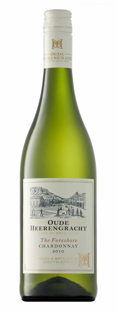 Oude Heerengracht Foreshore Chardonnay, 2018, Westkaap, Zuid-Afrika, Witte Wijn