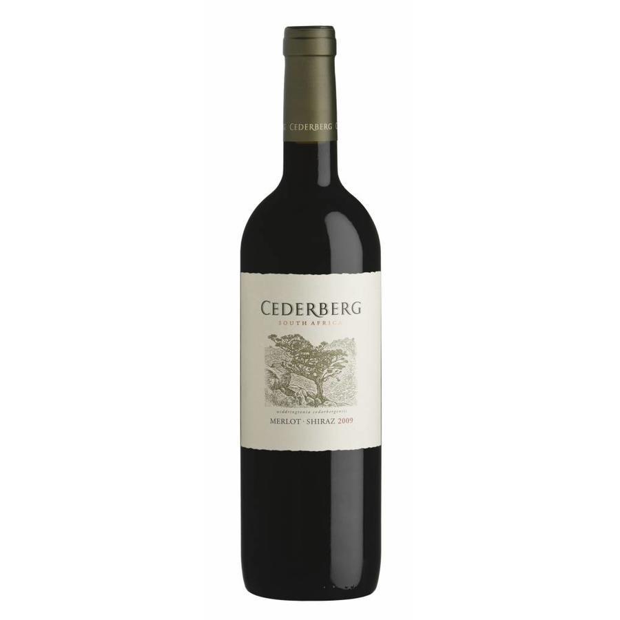 Cederberg, Merlot Shiraz, 2018, Cederberg, Zuid-Afrika, Rode Wijn