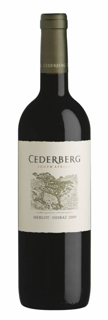 Cederberg Private Cellar Merlot Shiraz, 2018, Cederberg, Zuid-Afrika