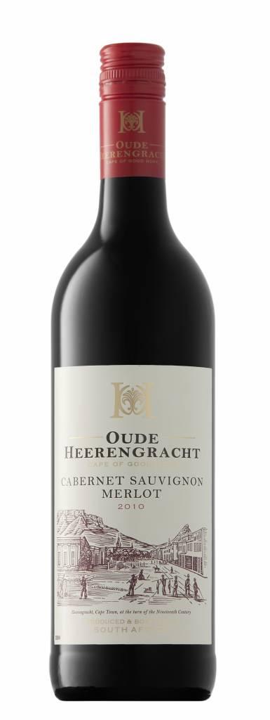 Oude Heerengracht Cabernet Merlot, 2018, Westkaap, Zuid-Afrika, Rode Wijn