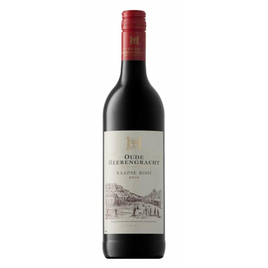 Oude Heerengracht, Kaapse Rooi, 2019, Westkaap, Zuid-Afrika, Rode Wijn