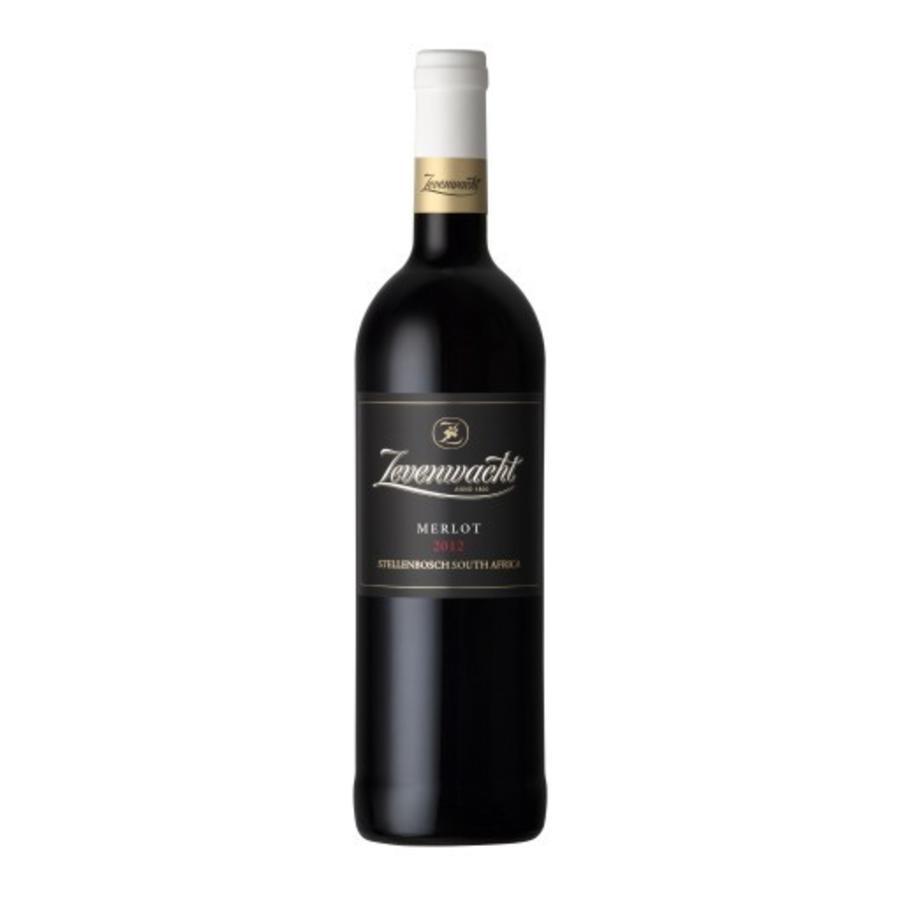 Zevenwacht, Merlot, 2015, Stellenbosch, Zuid-Afrika, Rode Wijn