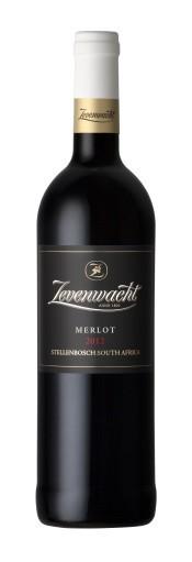 Zevenwacht Wine Estate Merlot, 2017, Stellenbosch, Zuid-Afrika, Rode Wijn