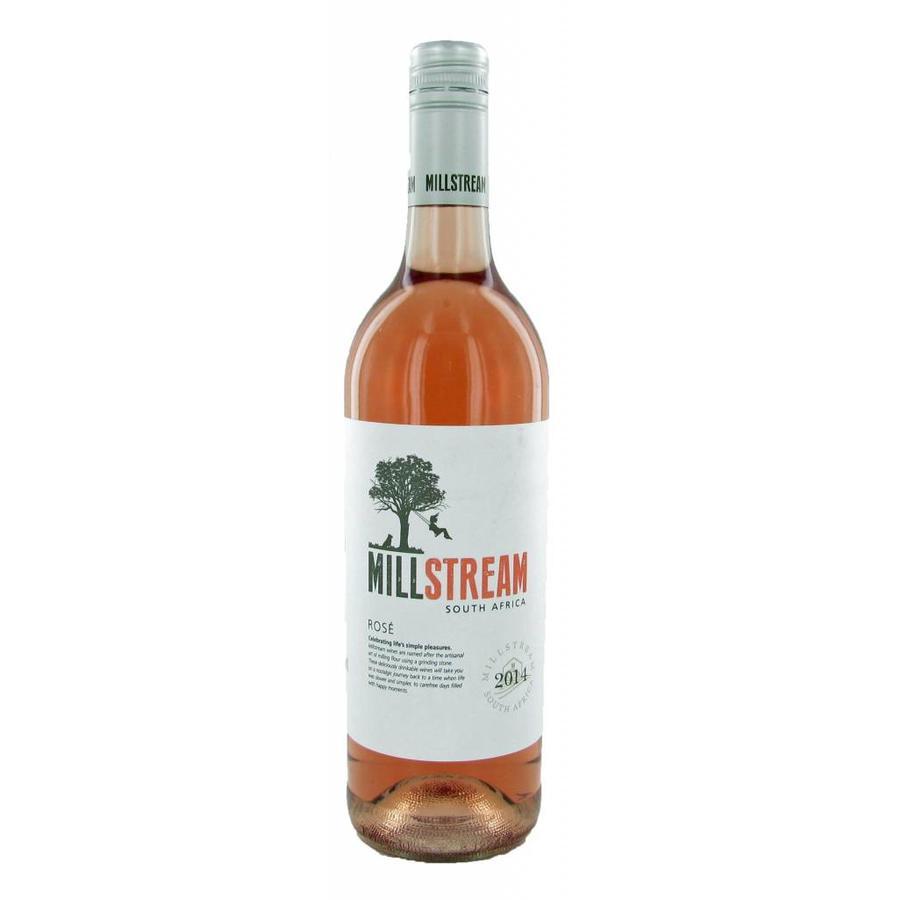 Millstream, Blanc de Noir Pinotage Rosé, 2019, Westkaap, Zuid-Afrika, Rosé Wijn