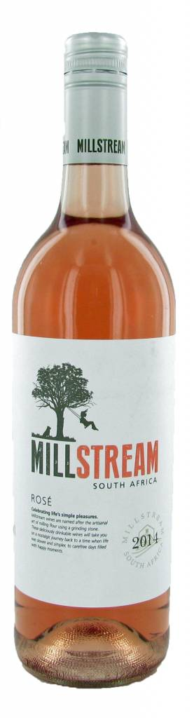 Millstream Blanc de Noir Pinotage Rosé, 2019