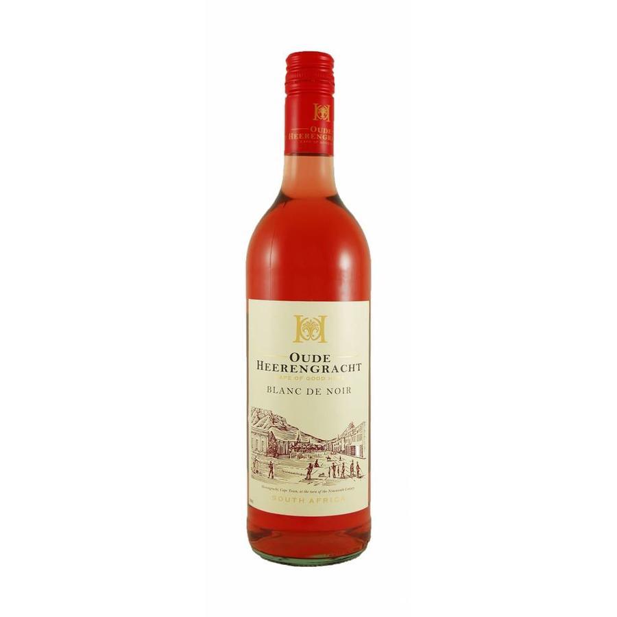 Oude Heerengracht, Rosé Blanc de Noir, 2019, Westkaap, Zuid-Afrika, Rosé Wijn