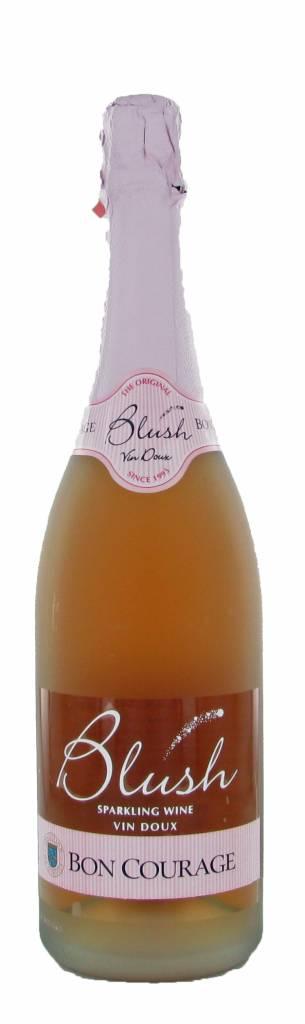 Bon Courage Blush Sparkling Rosé Muscadel Vonkelwijn, Robertson, Zuid-Afrika, Mousserende Wijn