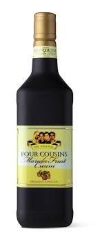 Van Loveren wijn Four Cousins Marula Cream, Robertson, Zuid-Afrika, Likeur
