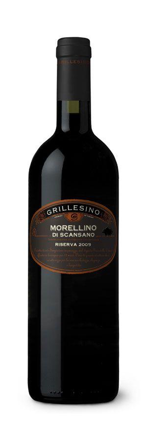 Compagnia del Vino Morellino di Scansano Riserva, 2015, Toscane, Itali�, Rode Wijn