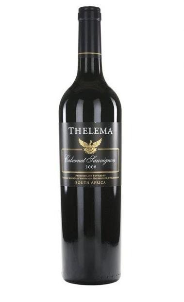 Thelema Mountain Vineyards Cabernet Sauvignon, 2011, ZA