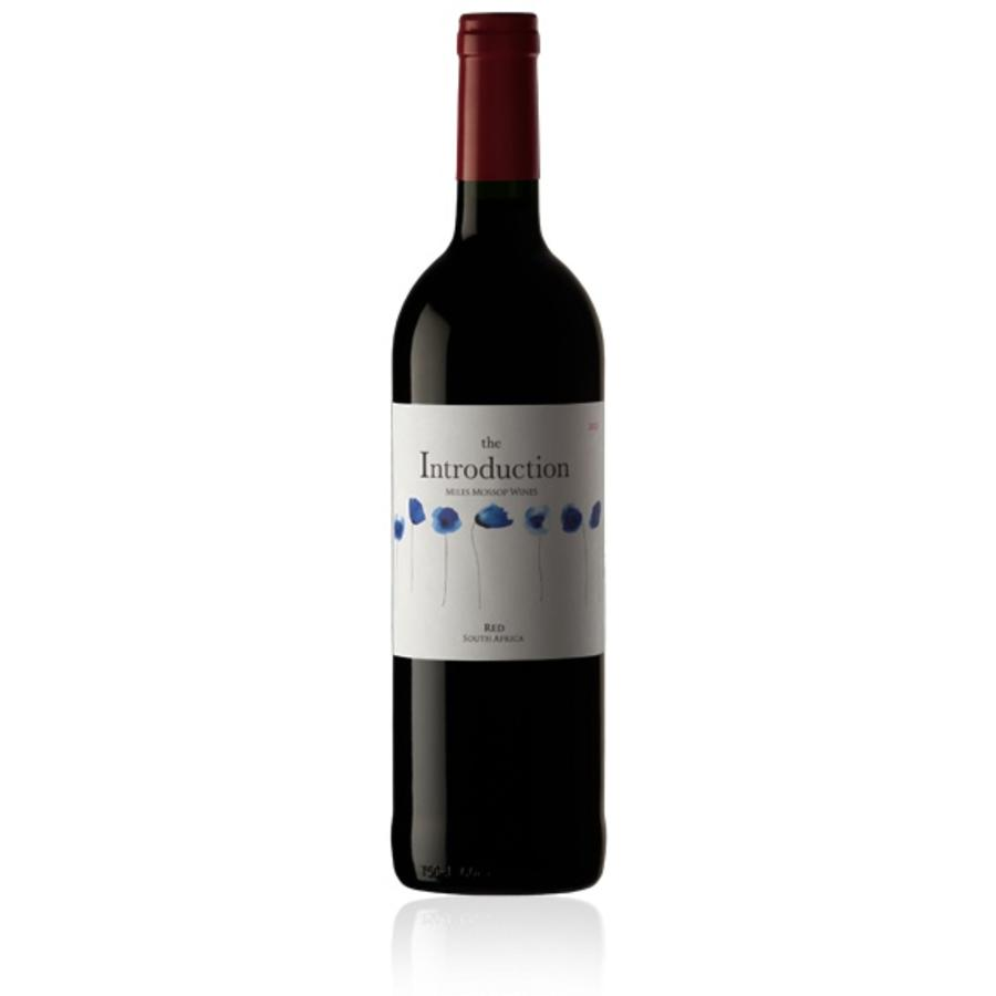 Miles Mossop Wines, The Introduction Red, Merlot, Stellenbosch, Zuid-Afrika, Rode Wijn