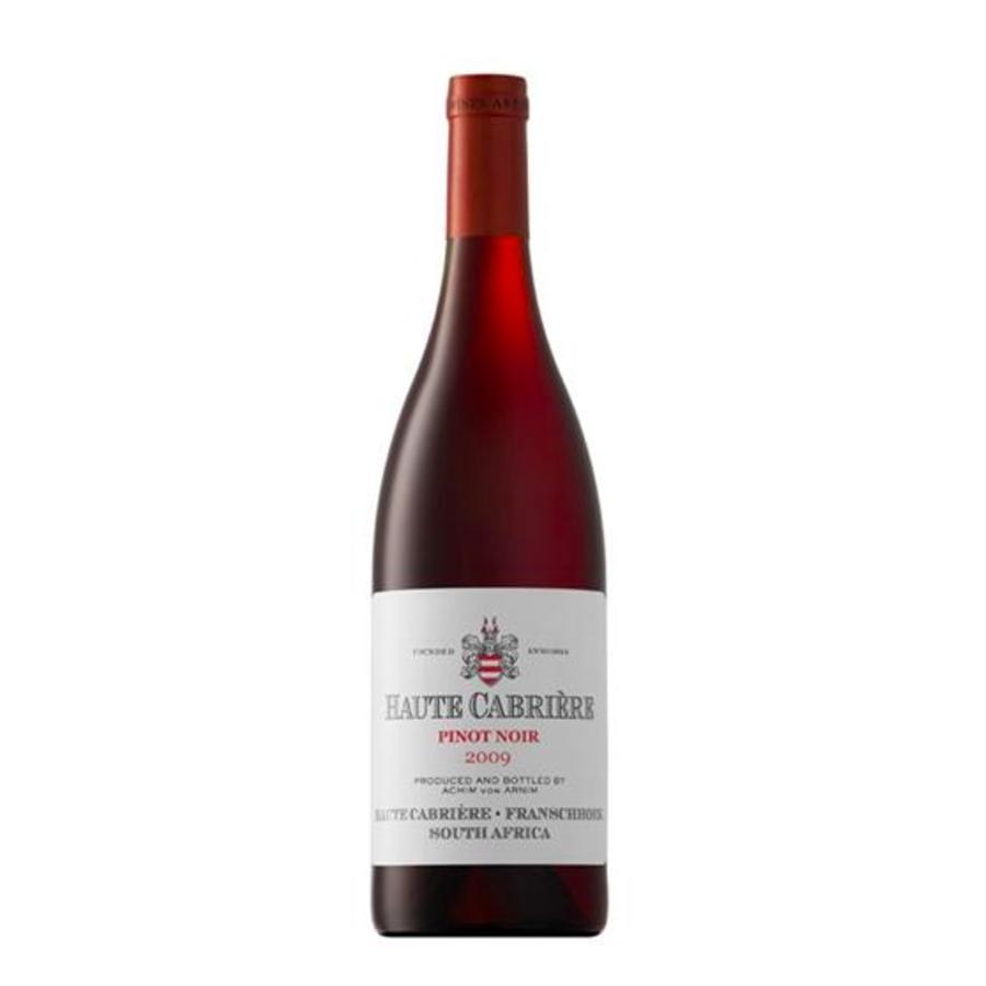 Haute Cabriere, Pinot Noir, Franschhoek, Zuid-Afrika, Rode Wijn, 2016