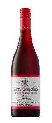 Haute Cabriëre Unwooded Pinot Noir,2017, ZA
