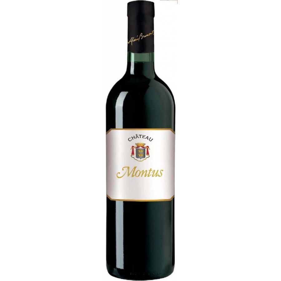 Alain Brumont Chateau Montus, Tannat Cabernet Sauvignon, Madiran, Zuid West Frankrijk, Rode Wijn, 2015