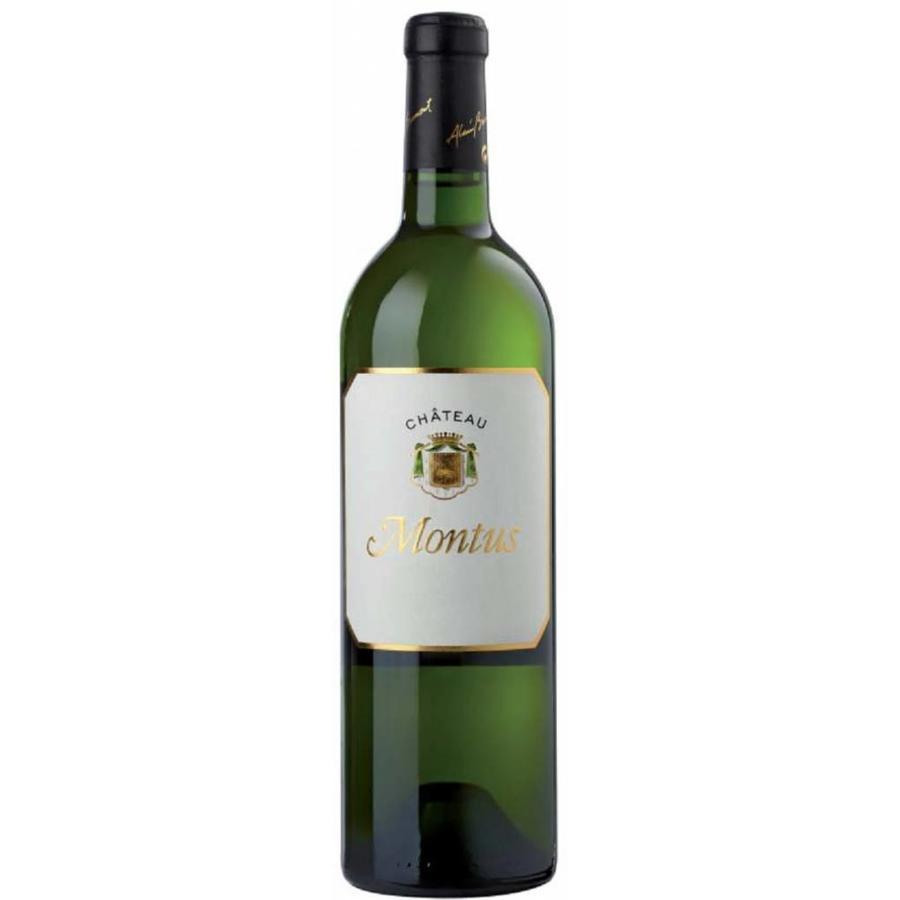 Alain Brumont Chateau Montus, Petit Courbu Petit Manseng, Pacherenc du Vic Bilh, Zuid West Frankrijk, Witte Wijn