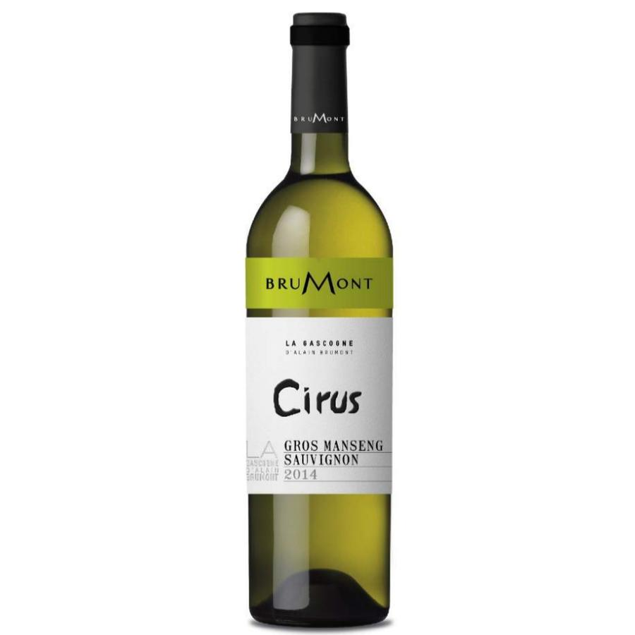 Alain Brumont Cirus, 2018, Gros Manseng Sauvignon Blanc, Cotes de Gascogne, Zuid West Frankrijk, Witte Wijn
