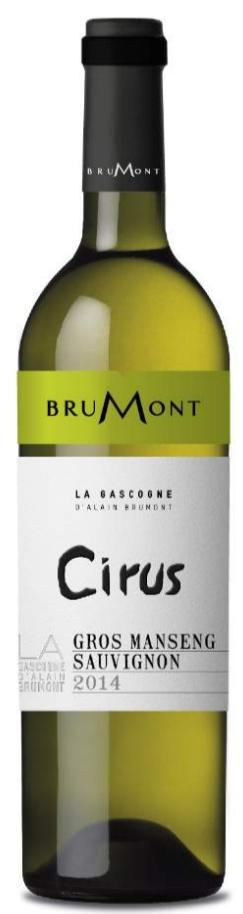 Alain Brumont Cirus, 2019, Frankrijk, Witte Wijn