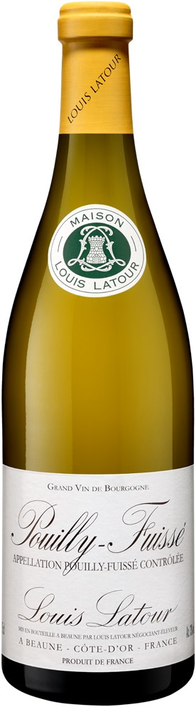 Maison Louis Latour wijnen Pouilly Fuisse, 2018, Frankrijk, Witte wijn