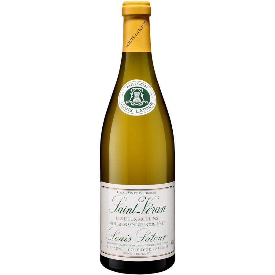 Louis Latour Saint Veran 'Les Deux Moulins', 2019,  Chardonnay, Frankrijk, Witte Wijn