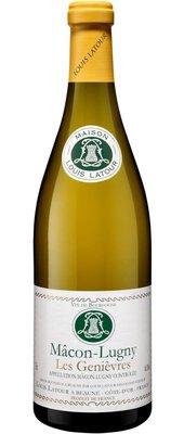 Macon Lugny Les Genièvres, 2018, Witte wijn