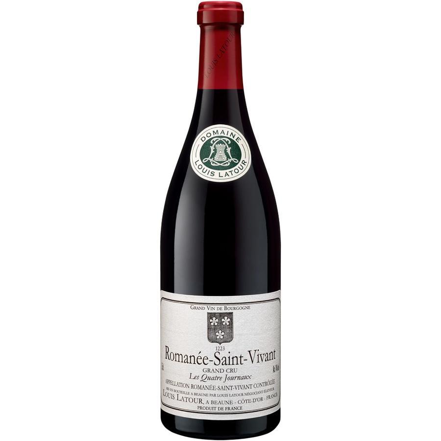 Louis Latour Romanée Saint Vivant Grand Cru 'Les Quatre Journaux', 2016, Pinot Noir, Bourgogne, Frankrijk, Rode Wijn