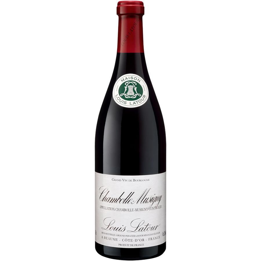 Louis Latour Chambolle Musigny, 2018, Pinot Noir, Cote de Nuits, Bourgogne, Frankrijk, Rode Wijn