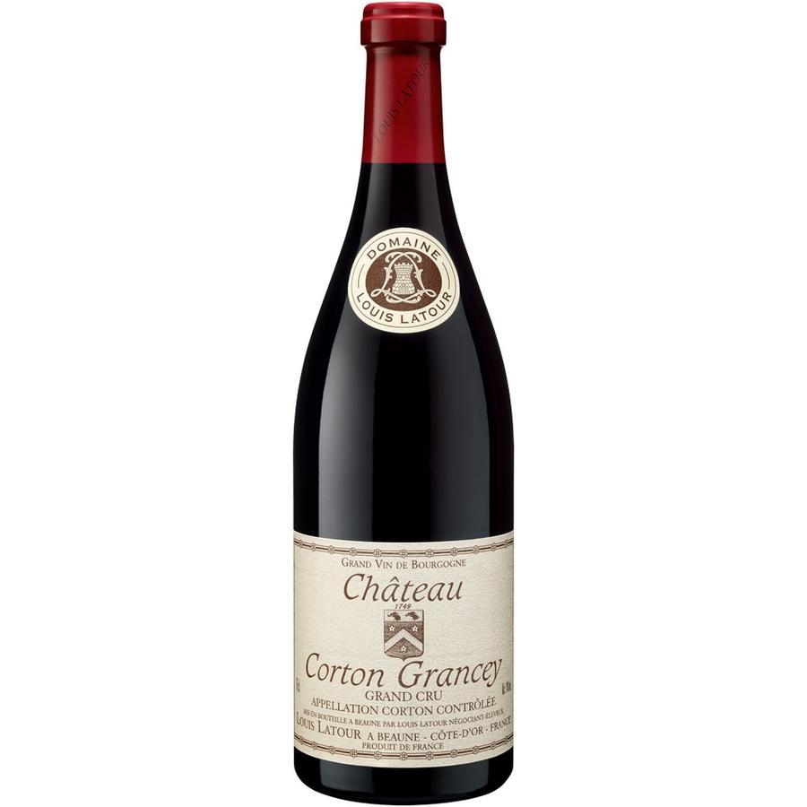 Maison Louis Latour Corton Grand Cru Château Corton Grancey, Pinot Noir, Cote de Beaune, Bourgogne, Frankrijk, Rode Wijn
