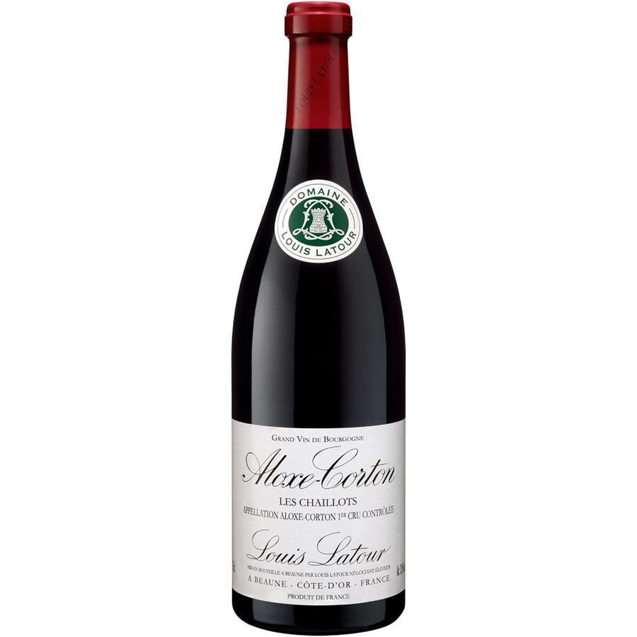 Maison Louis Latour Aloxe Corton 1er Cru Les Chaillots, 2017, Pinot Noir, Cote de Beaune, Bourgogne, Frankrijk, Rode Wijn
