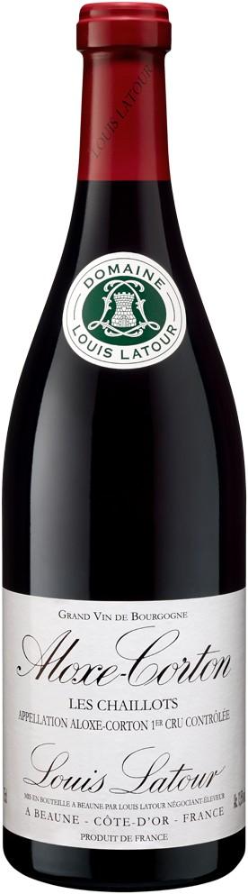 Maison Louis Latour wijnen Aloxe Corton 1er Cru Les Chaillots, 2017