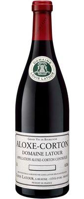 Aloxe Corton Domaine Latour, 2017, Rode Wijn