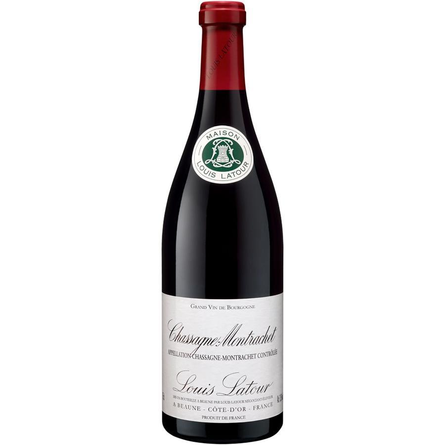 Maison Louis Latour Chassagne Montrachet, Pinot Noir, 2014, Cote de Beaune, Bourgogne, Frankrijk, Rode Wijn