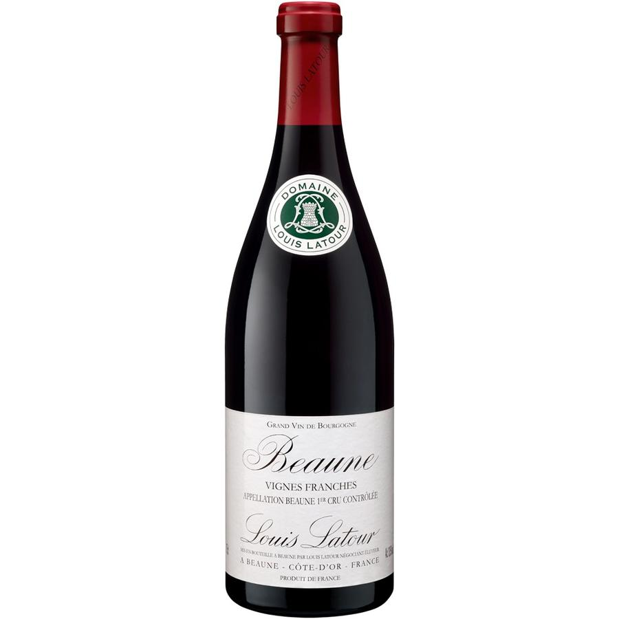 Maison Louis Latour Beaune 1er Cru Vignes Franches, 2015, Pinot Noir, Cote de Beaune, Bourgogne, Frankrijk, Rode Wijn
