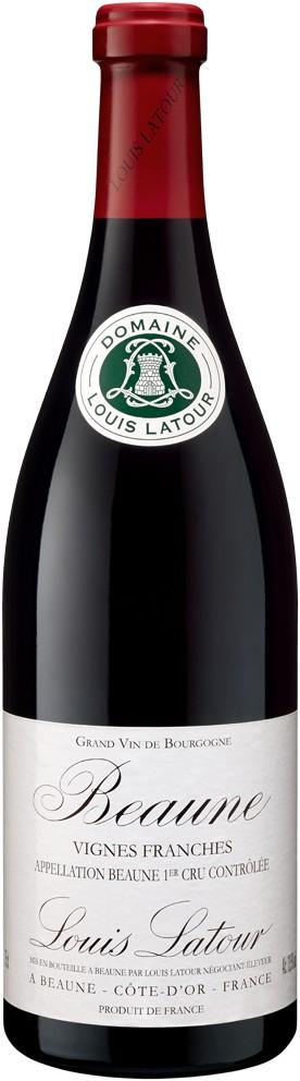 Maison Louis Latour wijnen Beaune 1er Cru, 2015, Frankrijk, Rode Wijn