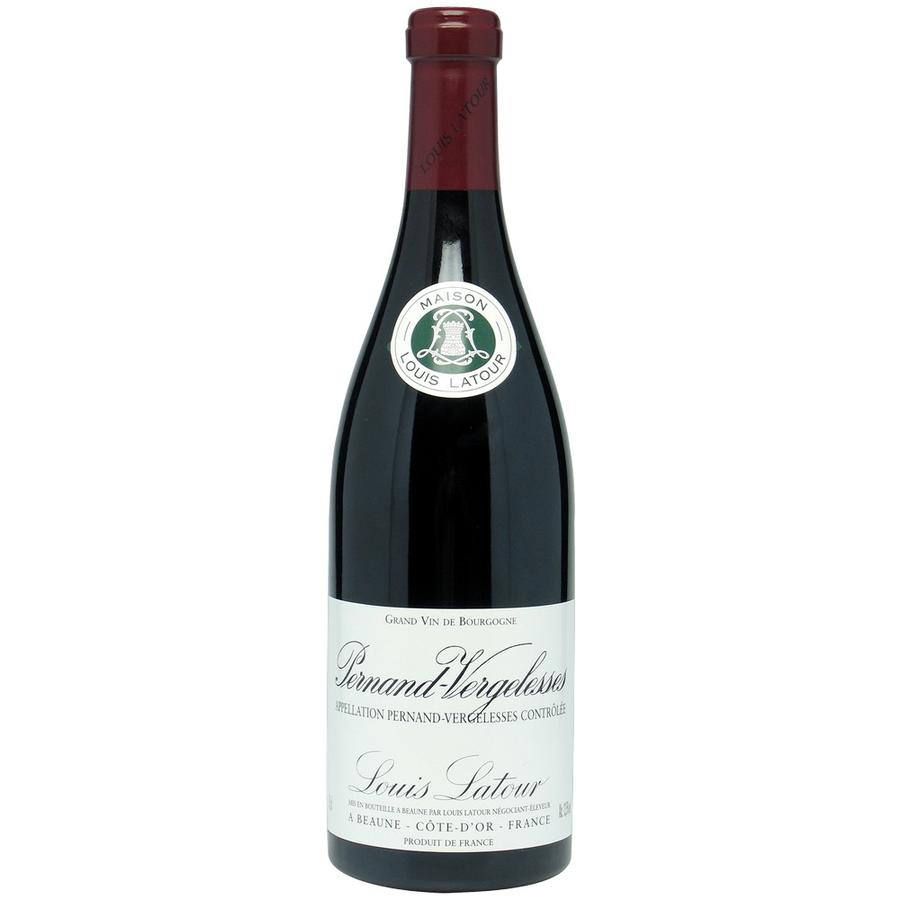 Louis Latour,  Pernand Vergelesses, 2020, Côte de Beaune, Bourgogne, Frankrijk, Rode Wijn