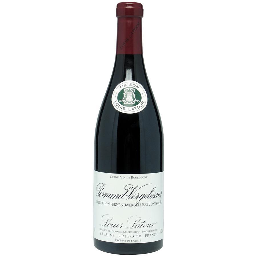 Maison Louis Latour Pernand Vergelesses, 2018, Cote de Beaune, Bourgogne, Frankrijk, Rode Wijn