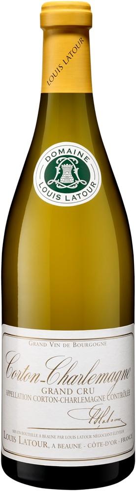 Maison Louis Latour wijnen Corton Charlemagne Grand Cru, Witte wijn, 2015