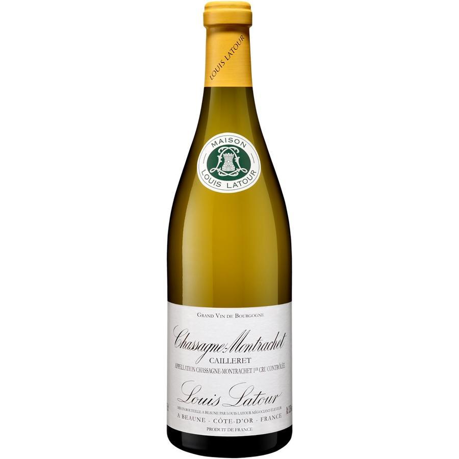 Maison Louis Latour Chassagne Montrachet Caillerets, 2014, Cote de Beaune, Bourgogne, Frankrijk, Witte Wijn