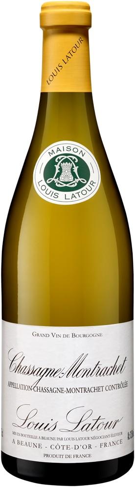 Maison Louis Latour wijnen Chassagne Montrachet, 2018, Witte Wijn