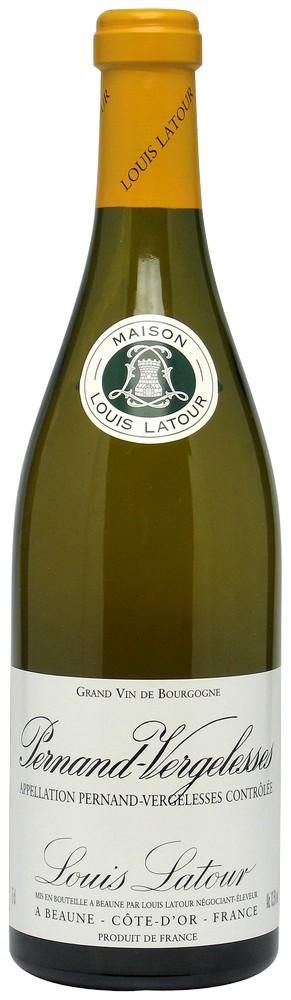 Maison Louis Latour wijnen Pernand Vergelesses, 2017, Frankrijk, Wit