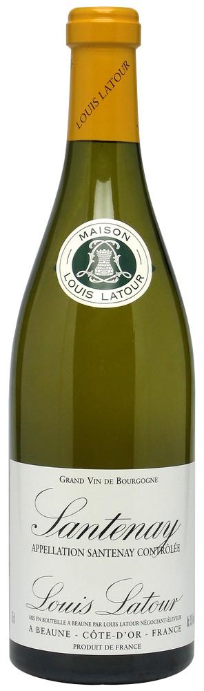 Maison Louis Latour wijnen Santenay, 2017, Frankrijk, Witte Wijn