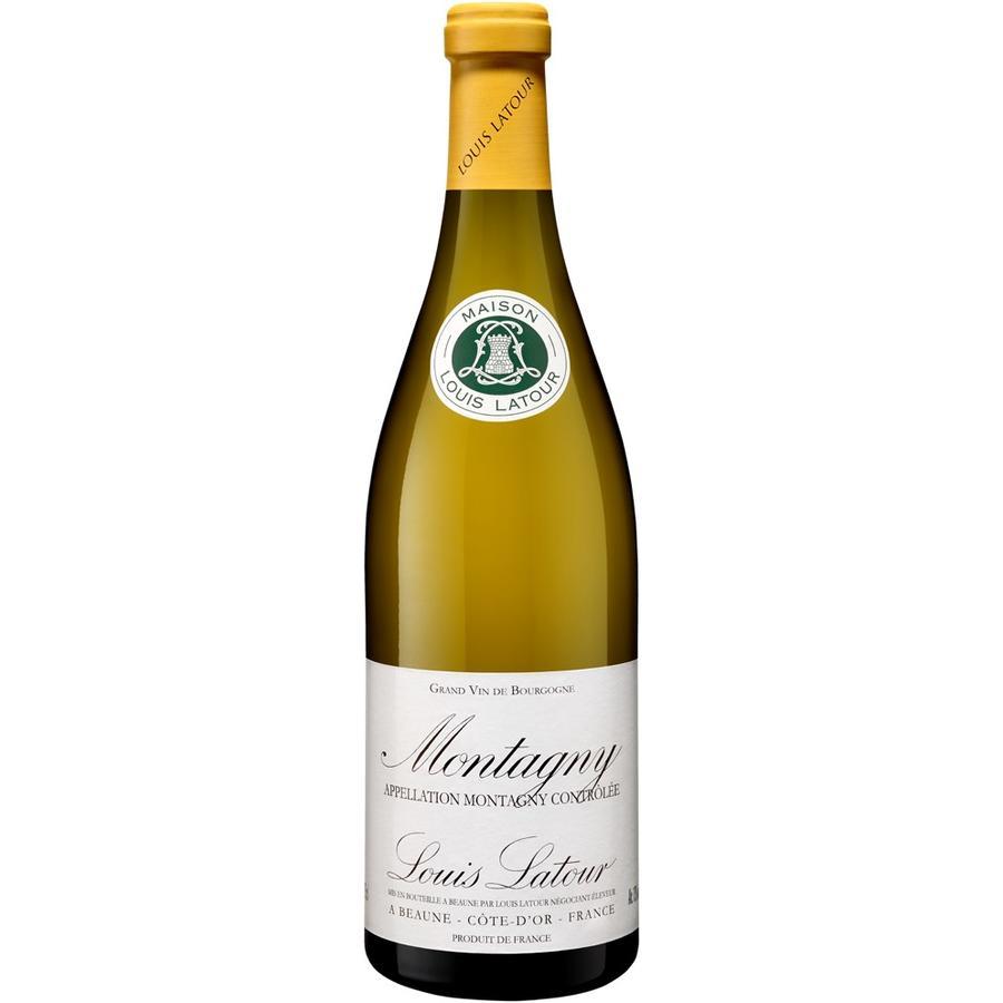 Maison Louis Latour Montagny Premier Cru, Domaine de La Grande Roche, 2018, Chardonnay, Cote Chalonnaise, Bourgogne, Frankrijk, Witte Wijn