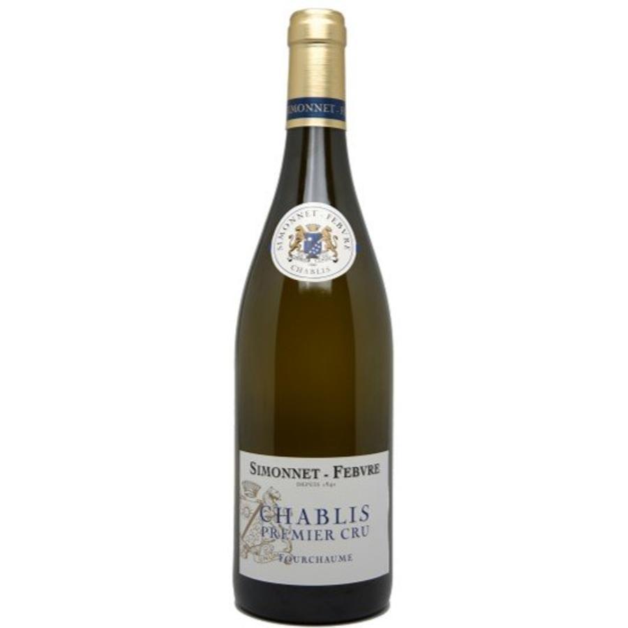 Simonnet Febvre Chablis Premier Cru Fourchaume, 2016, Chardonnay, Bourgogne, Frankrijk, Witte Wijn