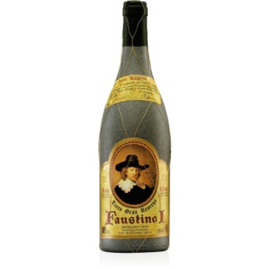 Bodegas Faustino I Tinto Gran Reserva, Tempranillo Mazuela, Rioja, Spanje, Rode Wijn