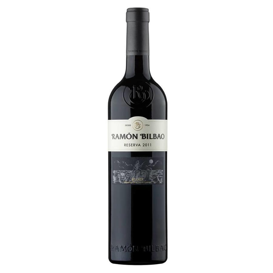 Ramon Bilbao Reserva, 2015, Tempranillo Mazuelo Graciano, Rioja, Spanje, Rode Wijn